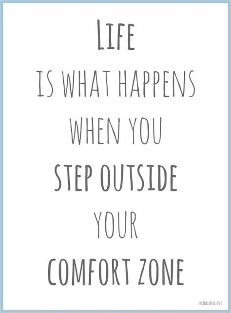 step outside your comfort zone pin by abby jump on look at it this way pinterest