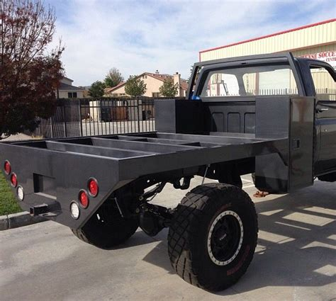 awesome custom truck flat bed trucks custom