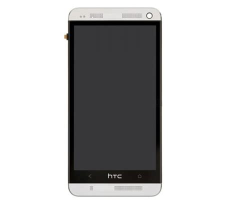 Hp Htc One M 7 htc one m7 lcd screen digitizer replacement with frame silver