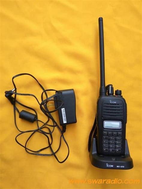Handy Talkcy Icom V88 Vhf dijual ht kesayangan icom v85 icom v88 antena
