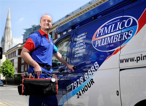Pimlico Plumbing by Pimlico Plumbers Employees Challenged To Reveal Their