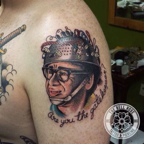 ghostbusters tattoo 17 best ideas about rick moranis ghostbusters on