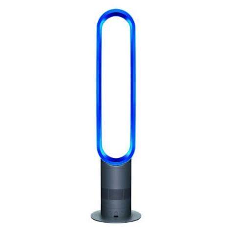 dyson am02 9 8 oscillating tower fan in blue 19125 01