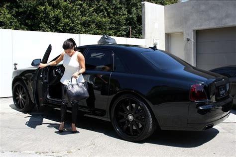 roll royce celebrity kim kardashian s cars celebrity cars blog