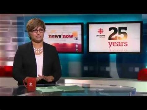 news network cbc news network 25th anniversary