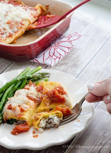 Olive Garden Manicotti by And Spinach Manicotti Grain Free