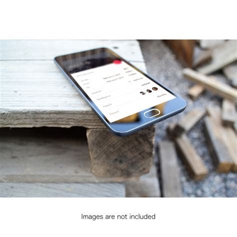 phone on the table mobile phone on wooden table mock up psd file free