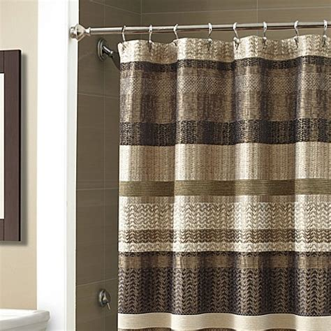 84 inch shower curtain buy croscill 174 portland 70 inch x 84 inch shower curtain in