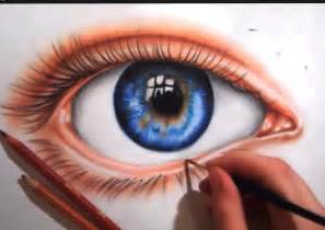 how to draw with colored pencils drawing an eye using colored pencils