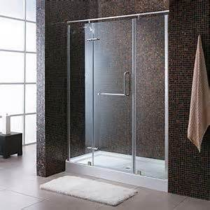 2nd choice if not building a walk in shower 849 99