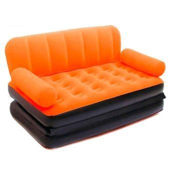 sofa multifungsi bestway sofa bed 2 in 1 sofa multifungsi 67356