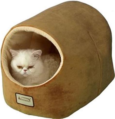 Covered Cat Bed by Armarkat Covered Cat Beds C11czs Mh Playground