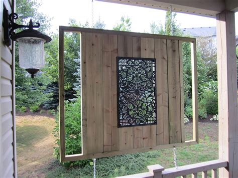 diy garden wall diy outdoor metal wall 10 diy wall projects for