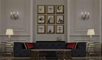 Sofa Classic Design Moroccan Style Interior Design
