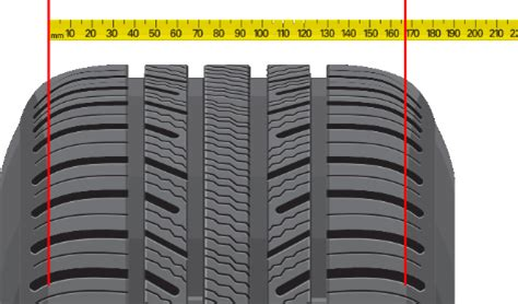 tire dimensions  measurements americas tire