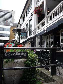 inn capital southwark real cycling n bike a pub to trust