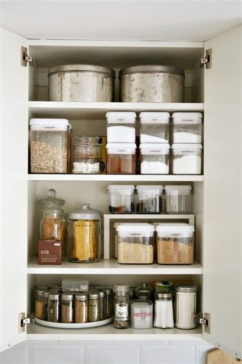 lazy susan cupboard comocriarfacebook com 15 beautifully organized kitchen cabinets and tips we