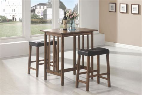 Bar Stool Table Sets Bar Units And Bar Tables 3 Bar Table And Stool Set By Coaster Bar Sets And Bar Stands