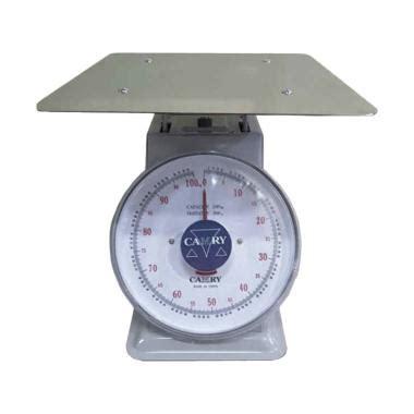 Timbangan Kue Manual jual camry timbangan duduk manual 100 kg