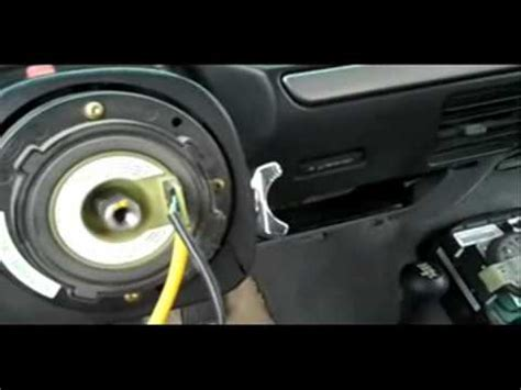 ford clockspring replacement youtube