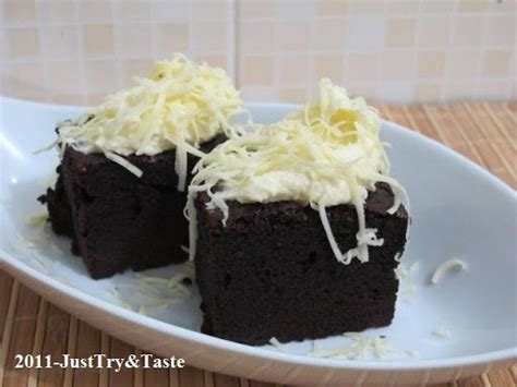 Mikser Paling Murah resep pembaca jtt brownies lezat legit ala chanti