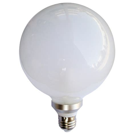 Frosted Light Bulbs by Led Frosted Spherical Light Bulb Zizo