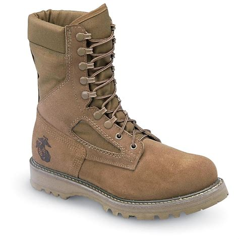 usmc boots corcoran 174 usmc out weather boots olive