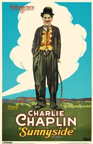 film terbaik charlie chaplin movie poster from quot sunnyside quot 1919 starring charlie