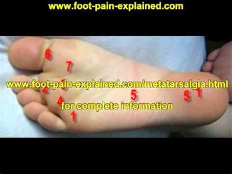 Bottom Middle Foot Burning From Detoxing by Foot Bottom Of Foot Therapy