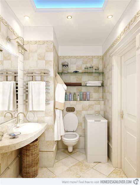 shelving ideas for small bathrooms 15 bathroom storage ideas