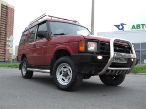 land rover discovery 1992 1992 land rover discovery photos 2 5 diesel manual for sale