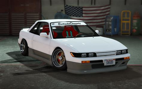 Nissan S13 Stance Add On Replace Gta5 Mods Com