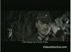 Letters From Iwo Jima Scene: Kuribayashi Sees Ship ... Human Centipede Baby Scene
