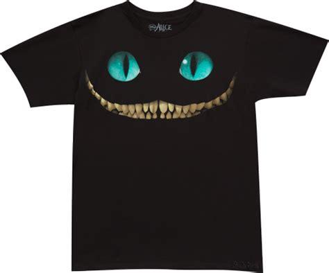 Tshirt Cheshire Cat blunabagpreg cheshire cat 2010