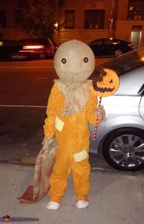 trick  treat sam costume