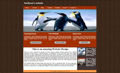 website template in html and css free source code