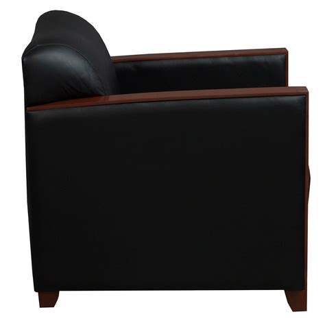 breakroom tables with attached chairs mizzico used leather lounge chair black national office