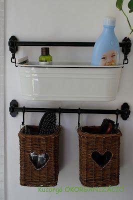 bathroom hanging baskets 1000 ideas about toiletry storage on pinterest toiletry
