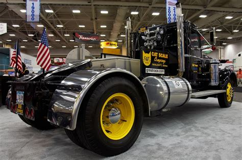 The Great American Dallas The Great American Trucking Show 2012 Dallas Big Rigs And Lifted Trucks