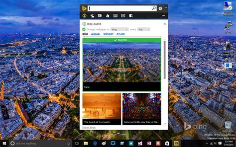 bing desktop  windows  impremedianet