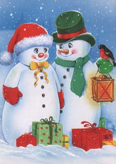 snowman christmas paintings christmas snowman christmas art