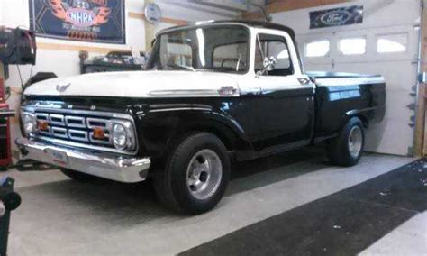 1964 ford truck 1964 ford f100 truck bed mitula cars