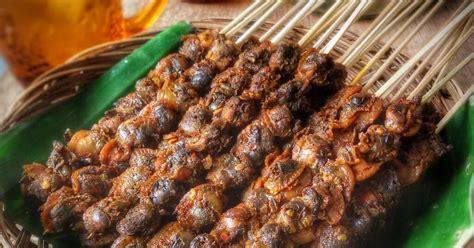 Sate Kerang resep sate kerang bumbu pedas oleh nia syifa cookpad