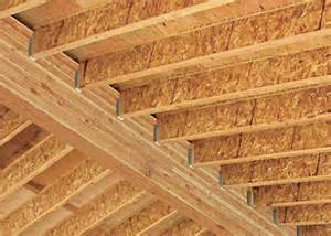 Engineered Floor Joists Engineered Wood Products Foxworth Galbraith Commercial