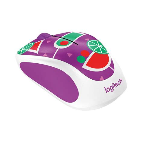 Logitech M238 Mouse Wireless All Collection logitech colorful collection wireless mouse m238 purple jakartanotebook