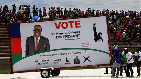 consolato namibia swapo heads for victory in namibian elections consolato