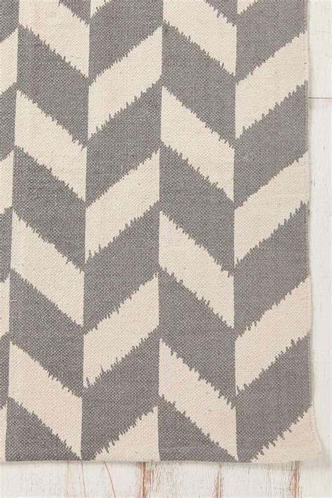 Home Outfitters Area Rugs Assembly Home Herringbone Printed Rug Outfitters Grey And Entryway