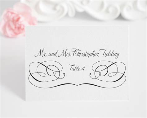 A Place Libretto Wedding Table Numbers Table Numbers By Shine