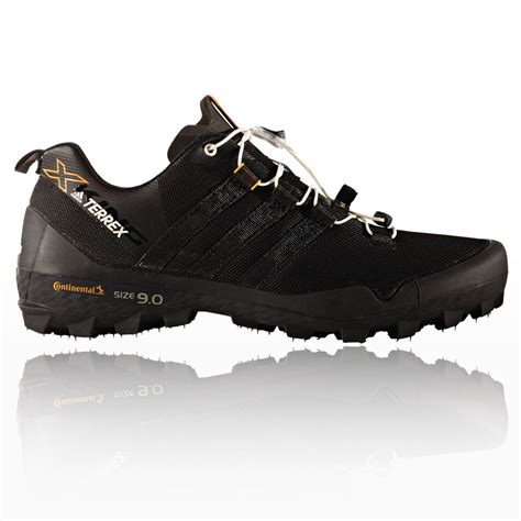 mens black sports shoes adidas terrex x king mens black sneakers running sports