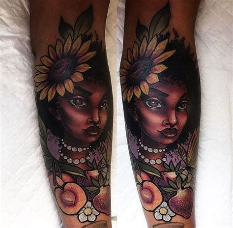 colored tattoos on dark skin 17 best ideas about skin on purple